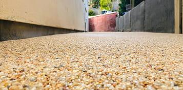 resin bound path walkway devon cornwall